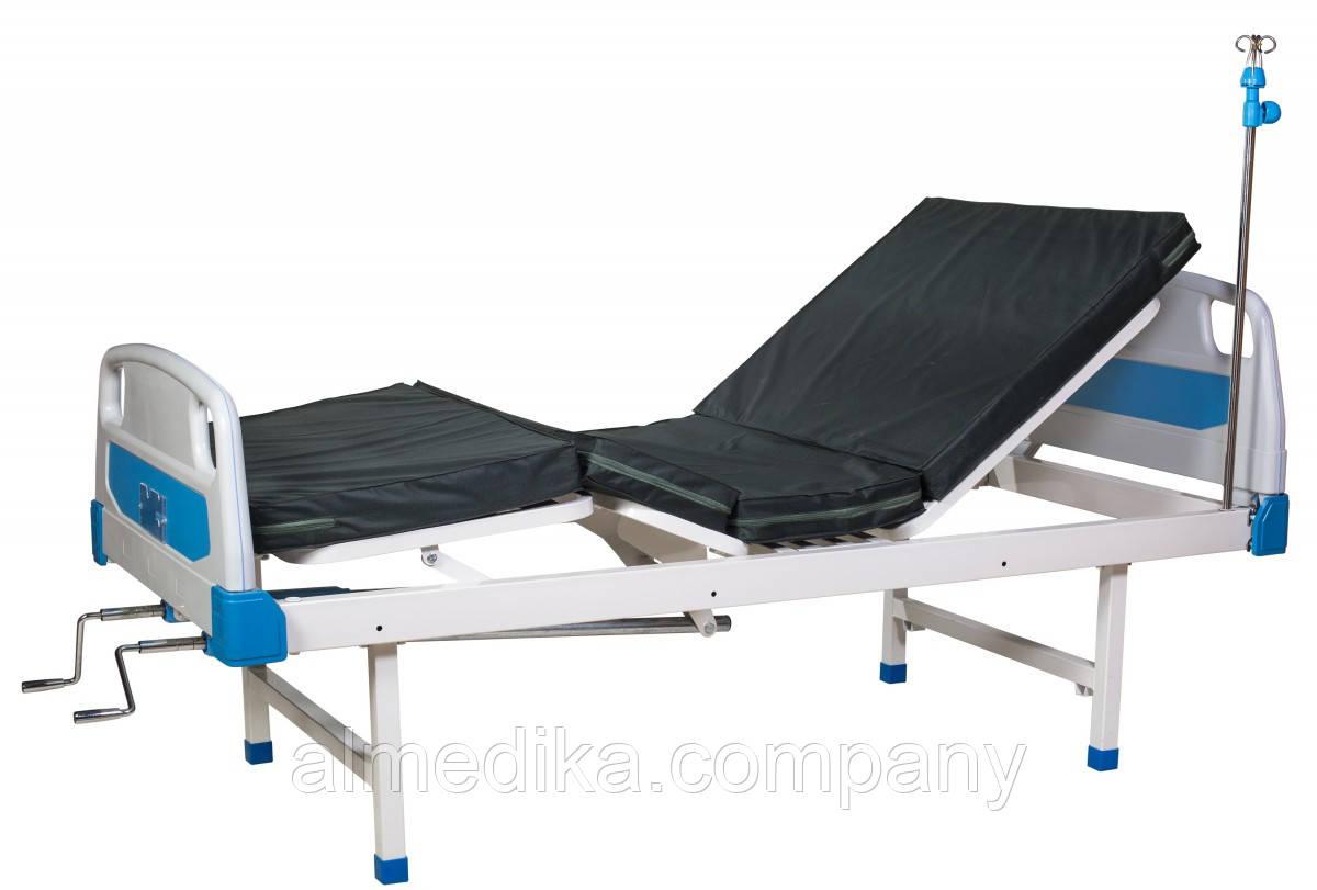 Кровать медицинская механическая А25 (4-секционная)