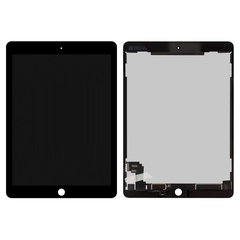LCD iPad Air 2 Black Compleate HC