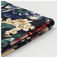 ЭКТОРП Чехол на диван угловой, 4-спальных места, Lingbo разноцветные