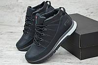 Мужские теплые, качественные , кожаные ботинки Fila, фото 1