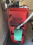 Пеллетная горелка AIR Pellet 36 (9-36 кВт) контроллер и шнек в комплекте, фото 7