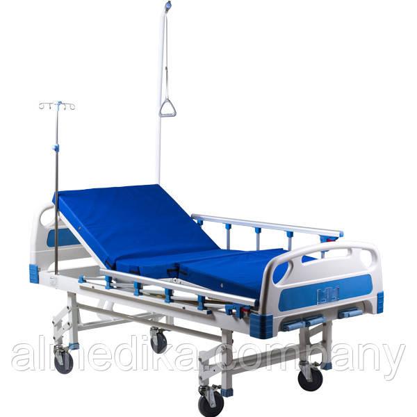 Кровать функционаяльная механическая HBM-2SM (4-секционная)