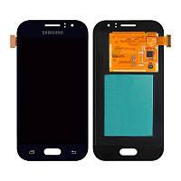 LCD Samsung J110H/J1 Ace + touch Dark Blue Copy