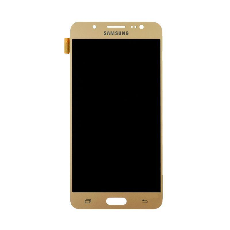 LCD Samsung J510H/J5-2016 + touch Gold Copy