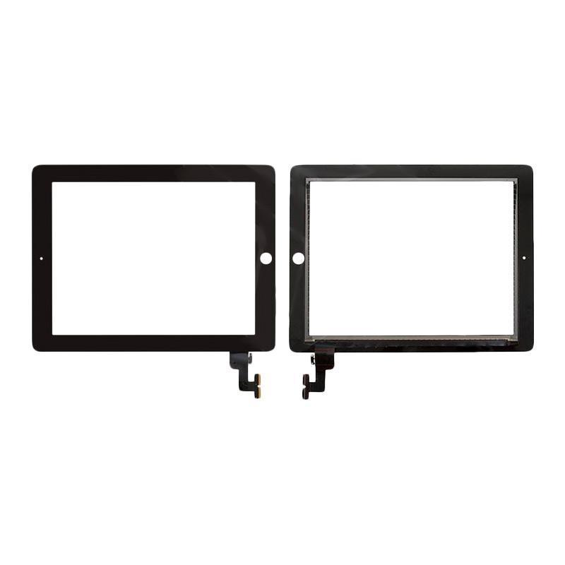Touchscreen + Len iPad 2 ORIGINAL Black