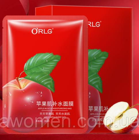 Увлажняющая маска для лица ORLG Apple 30 g