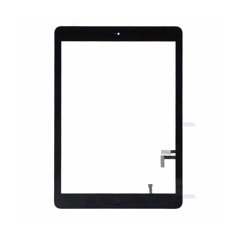 Touchscreen with button Home iPad 5 Air Black OR