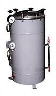 Стерилізатор паровий напівавтоматичний M0-ST-VU (об'єм камери 75 л), аналог ВК-75