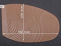 Подметка резиновая BISSELL, art.RB 563, цв. тропик