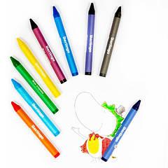 Восковые карандаши, пастель