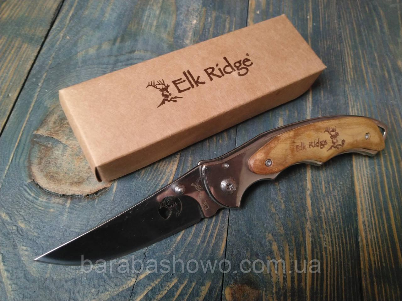 Нож складной Elk Ridge ER-519 Фирменный