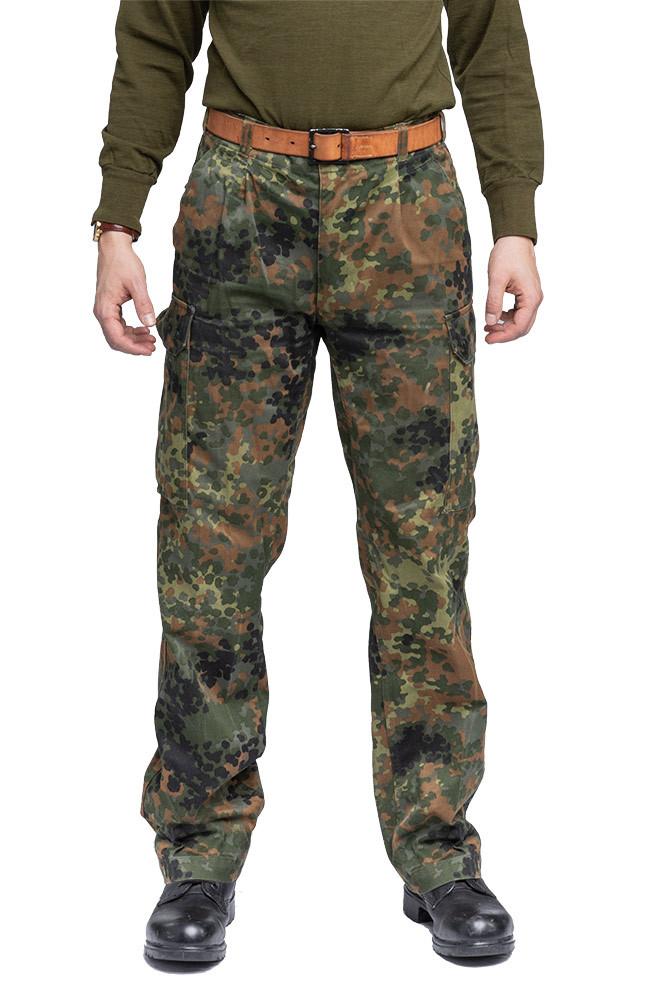 Оригинальные брюки Бундесвер в расцветке флектарн ВЫСШИЙ СОРТ
