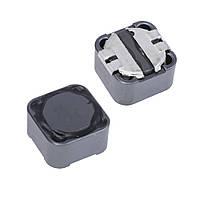 CDRH127/LDNP-100MC (10uH, ±20%, Idc=6.7А, Rdc max/typ=19.5/16 mOhm, SMD: 12.3x12.3mm, h=8.0mm) Sumida (дроссель силовой) Sumida