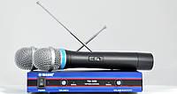 Радиомикрофоны Yamaha YM-1000, для артистов/караоке/ведущих, 2-хканальная система
