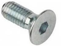 Винт  DIN 7991 с внутренним шестигранником, EN ISO 10642