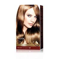 25421 Oriflame. Cтойкая краска для волос HairX TruColour - Тон 8.0., Русый, 125 мл. Орифлейм 25421