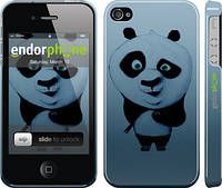 """Чехол на iPhone 4s Кунг-фу Панда """"759c-12"""""""