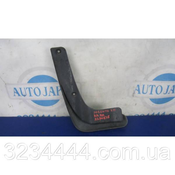 Брызговик RR задний правый KIA Sorento XM 09-14