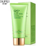 Увлажняющий гель для лица Алоэ Вера OUPEI Soothing Gel Aloe Vera 95 % 100 g
