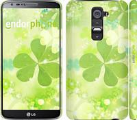 "Чехол на LG G2 Клевер ""459c-37"""