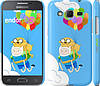 "Чехол на Samsung Galaxy Core Prime G360H Adventure time. Finn and Jake v3 ""2453c-76"""