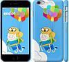 "Чехол на iPhone 6 Plus Adventure time. Finn and Jake v3 ""2453c-48"""