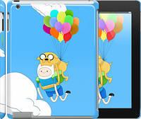 "Чехол на iPad 2/3/4 Adventure time. Finn and Jake v3 ""2453c-25"""