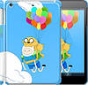 "Чехол на iPad mini Adventure time. Finn and Jake v3 ""2453c-27"""
