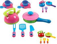 Набор посуды игрушечной 13 предметов