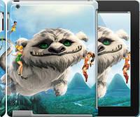 """Чехол на iPad 2/3/4 Феи: Легенда о чудовище """"2646c-25"""""""