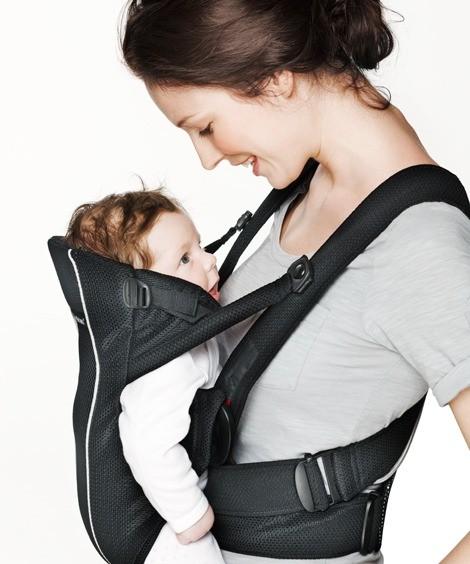 Рюкзаки кенгуру для спортивных родителей