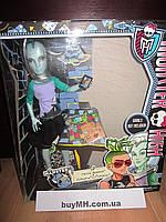 Кукла Monster High Mansters Gil Webber Гил Веббер из набора