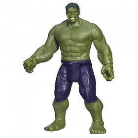 Фигурка герои Марвел (Avengers - Мстители) Халк | Hulk 30 см со звуком Marvel sct