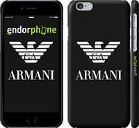 "Чехол на iPhone 6 Armani ""972c-45"""