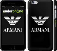 "Чехол на iPhone 6 Plus Armani ""972c-48"""