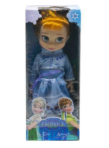 "Кукла ""Холодное сердце: Анна""  scs"
