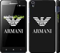 "Чехол на Lenovo S850 Armani ""972c-78"""