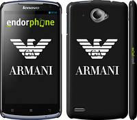 "Чехол на Lenovo S920 Armani ""972c-53"""