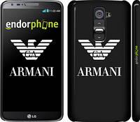 """Чехол на LG G2 Armani """"972c-37"""""""