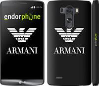 """Чехол на LG G3 D855 Armani """"972c-47"""""""