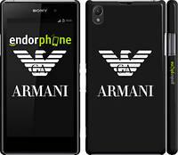 "Чехол на Sony Xperia Z1 C6902 Armani ""972c-38"""