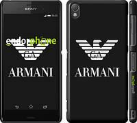 "Чехол на Sony Xperia Z3 D6603 Armani ""972c-58"""