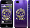 "Чехол на iPhone 5s Versace 2 ""458c-21"""