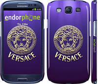 "Чехол на Samsung Galaxy S3 Duos I9300i Versace 2 ""458c-50"""