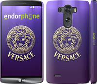 "Чехол на LG G3 dual D856 Versace 2 ""458c-56"""