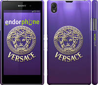 """Чехол на Sony Xperia Z1 C6902 Versace 2 """"458c-38"""""""