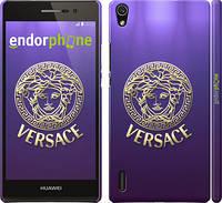 "Чехол на Huawei Ascend P7 Versace 2 ""458c-49"""
