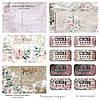 Лист с картинками, коллекция Полуночные истории 20х20 см.