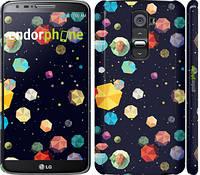 """Чехол на LG G2 Brilliant space """"2784c-37"""""""