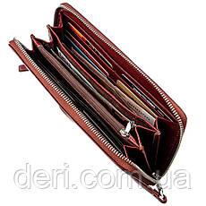 Оригинальное мужское портмоне-клатч Boston Коричневый, Коричневый, фото 3